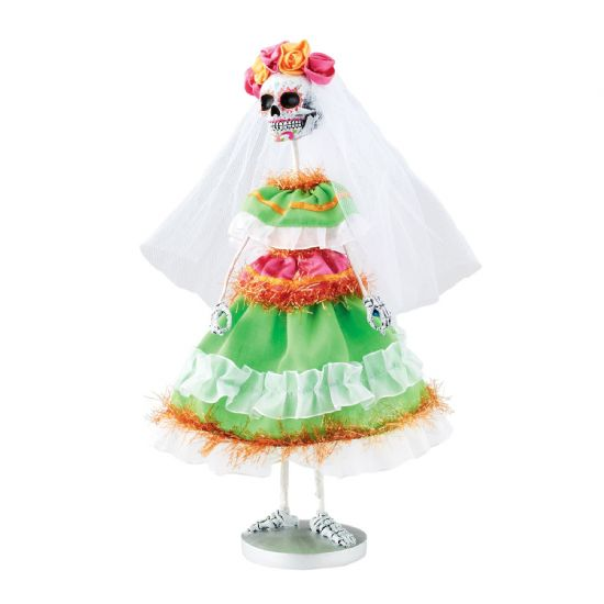 Department 56 Skeleton Party